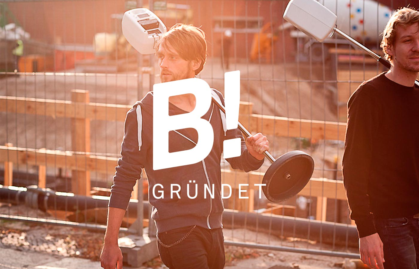 B!gründet – Berlin gründet!Gründungsnetzwerk der Berliner Hochschulen