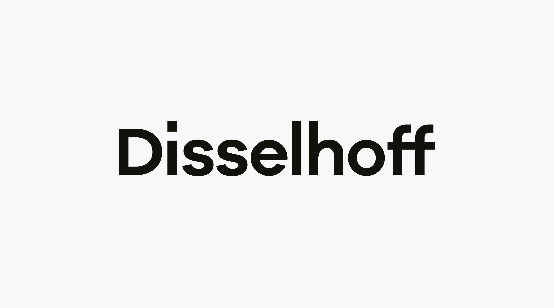 Disselhoff Branding Signet schwarz – Uthmöller und Partner