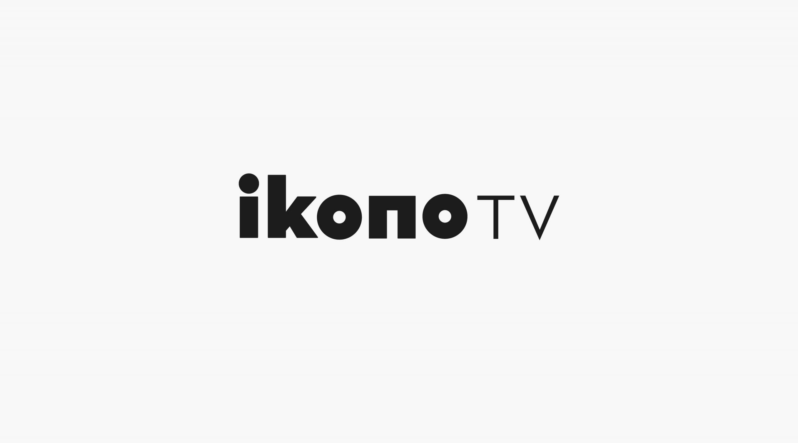 ikono.TV Branding Signet ikono.tv – Uthmöller und Partner