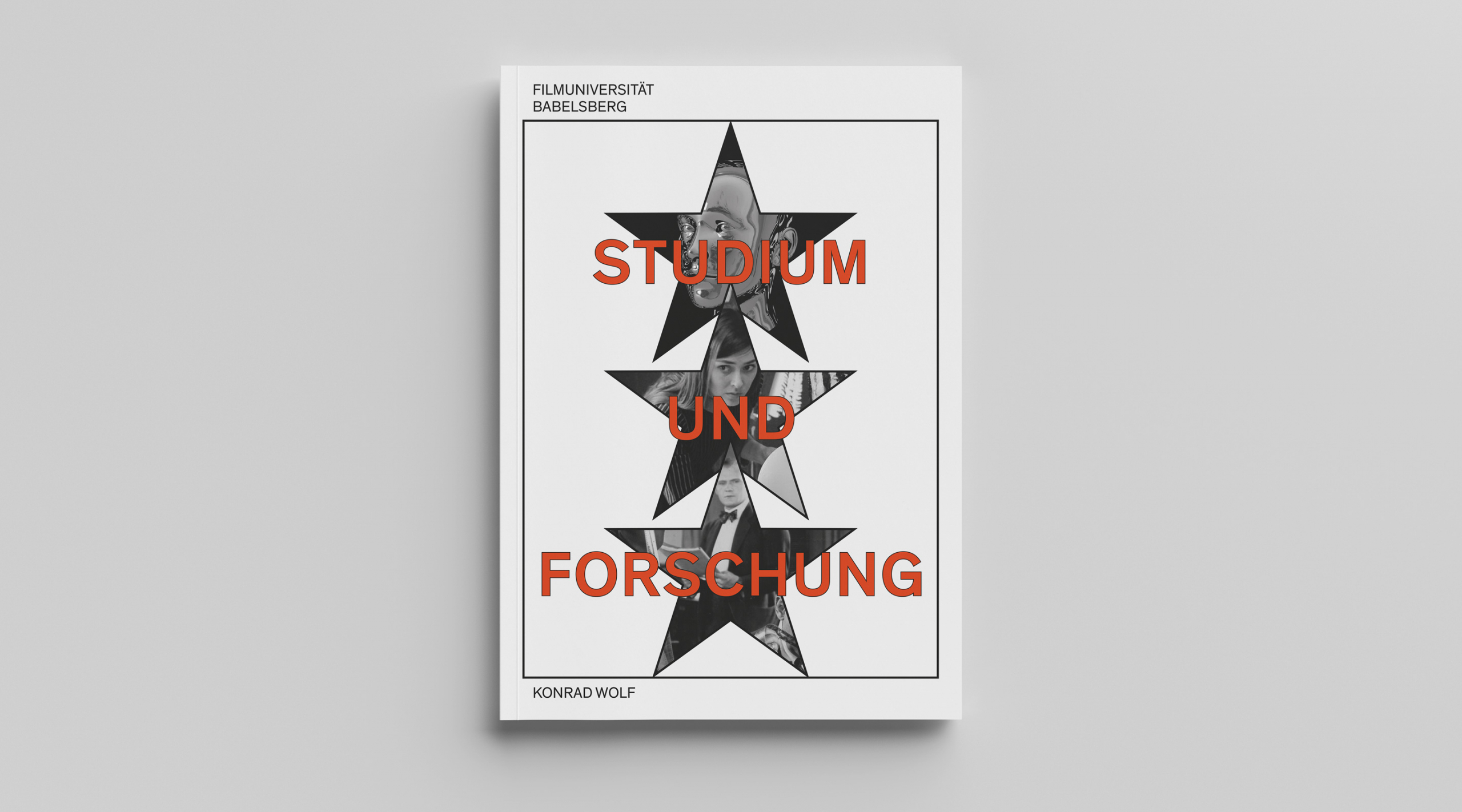Filmuniversität Branding Proposal Cover – Uthmöller und Partner