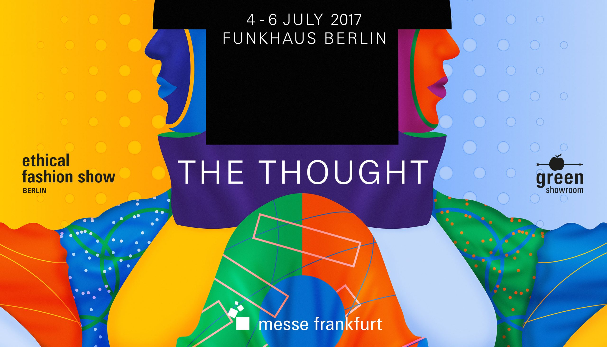 Messe Frankfurt – Ethical Fashion Show und Green Showroom Brandbook Detail Typografie Januar Keyvisual Juli 2017 – Uthmöller und Partner
